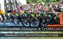 elemental tri series, triathlon olsztyn