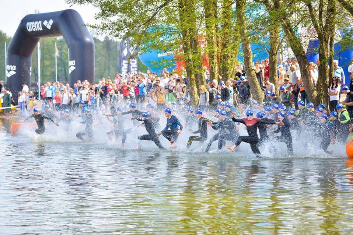 Olsztyn gospodarzem Pucharu Europy w Triathlonie!