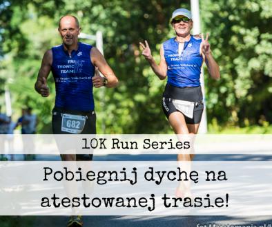 bieg na 10 km olsztyn