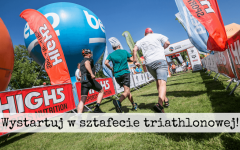 sztafeta triathlon