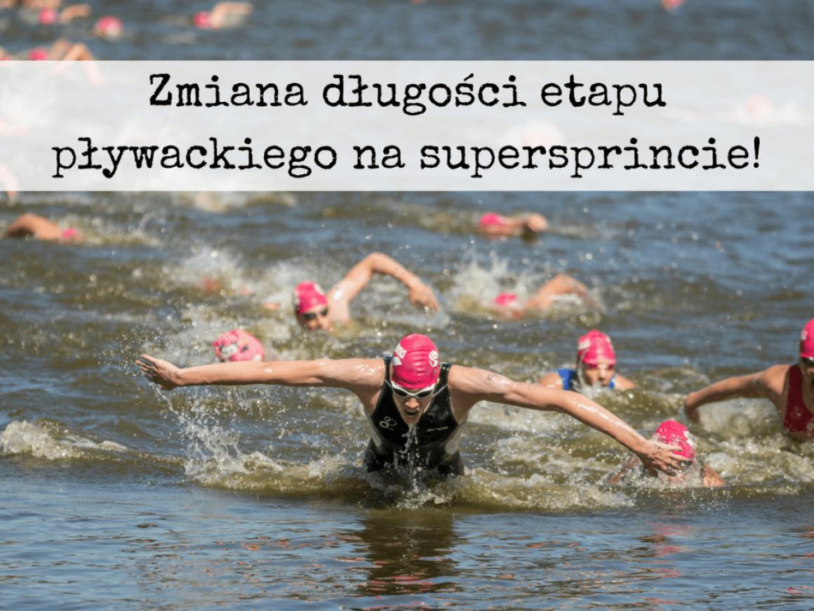 triathlon supersprint