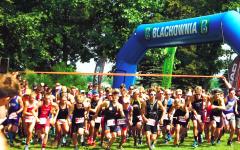 blachownia triathlon film