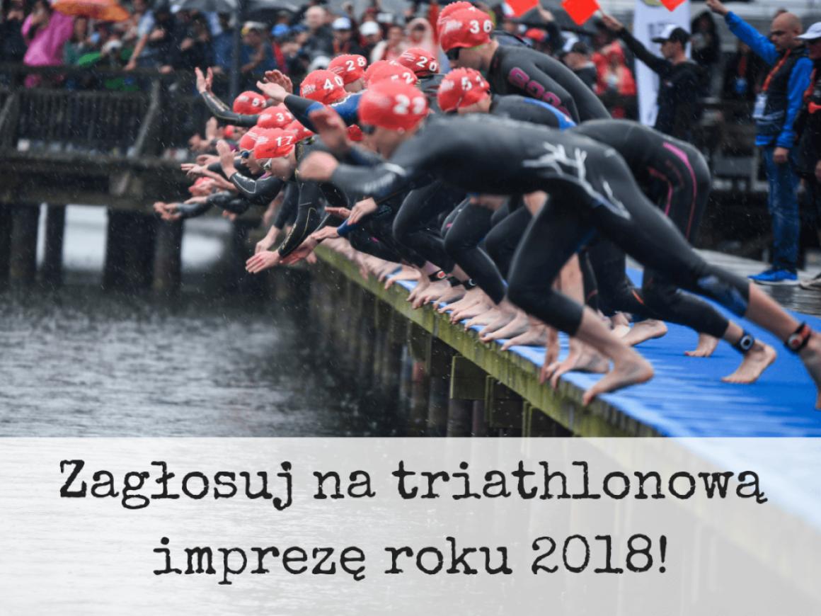 najlepsza impreza triathlonowa 2018