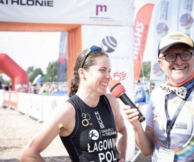 mistrzyni polski dystans stantard triathlon
