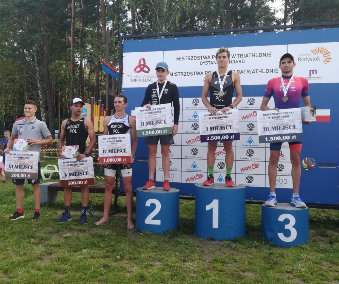 elemental tri series mistrzostwa polski w triathlonie wyniki